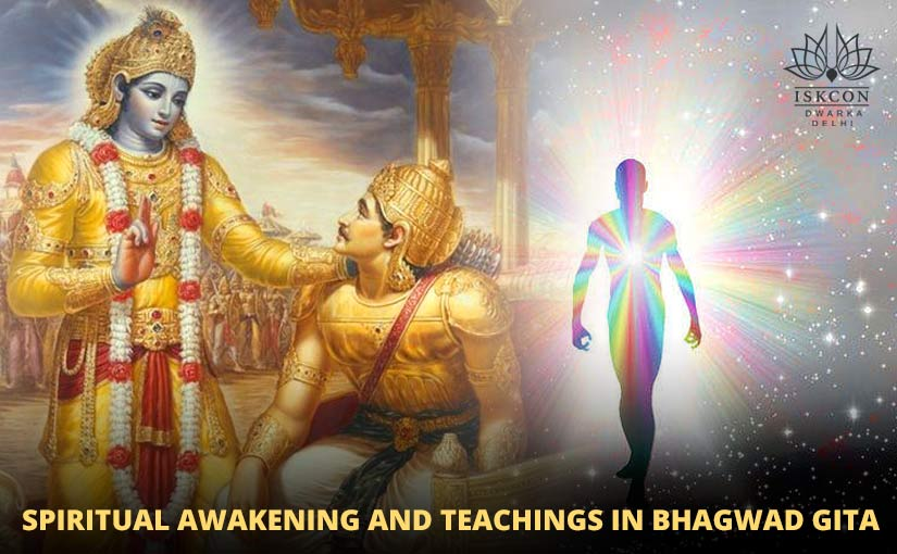 Teachings in Bhagwad Gita
