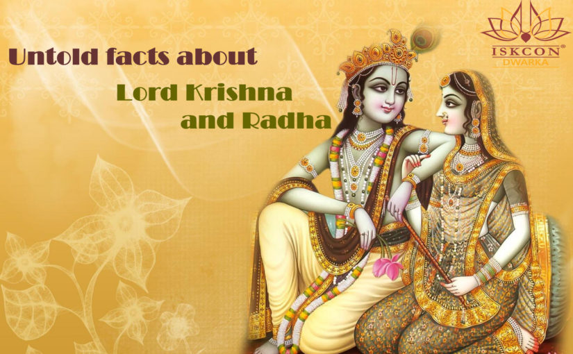 Untold facts about Lord Krishna and Radha