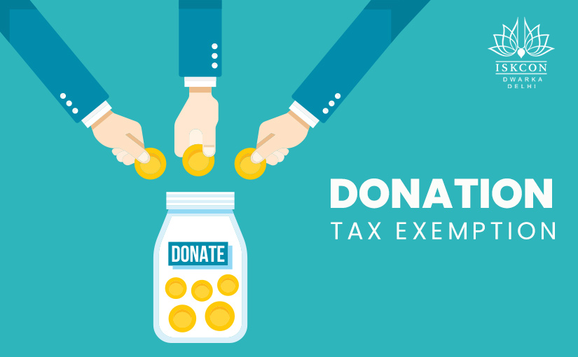 Donation Tax Exemption