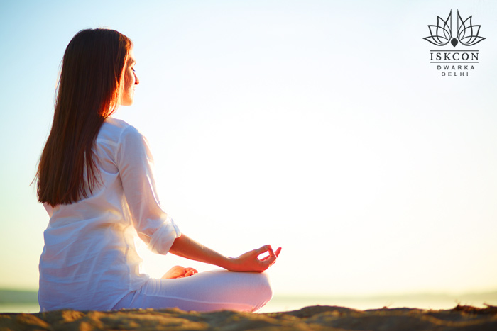 find Solution of problems through meditation