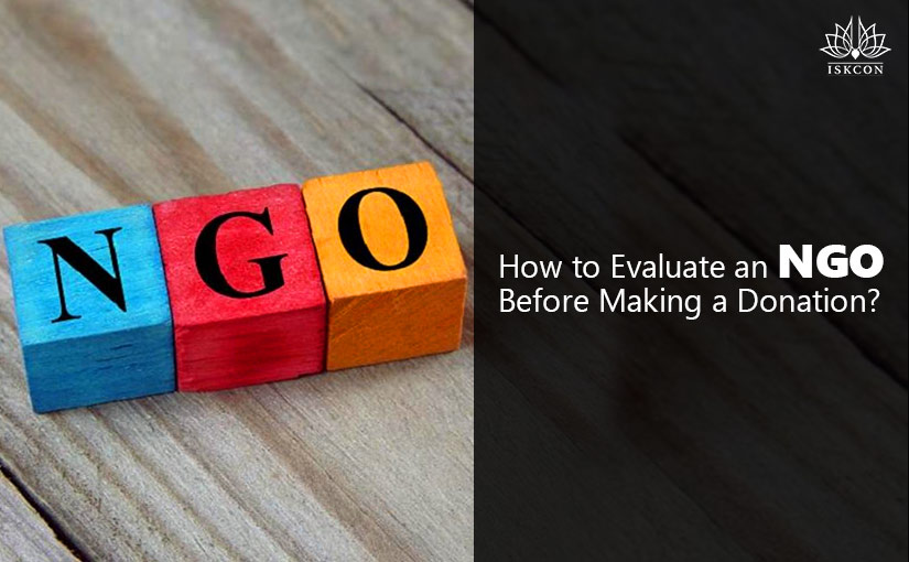 How to Evaluate an NGO Before Making a Donation