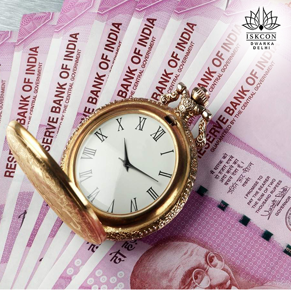 Donate time to charity